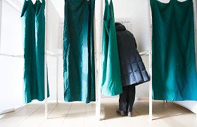 Socialdemokratas siūlo rinkimus iš sekmadienio perkelti į šeštadienį