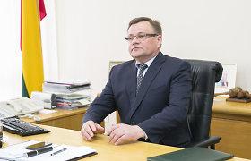 Vydas Gedvilas nebenori būti ministru: ambicijas nuslopino įtarimai dėl disertacijos?