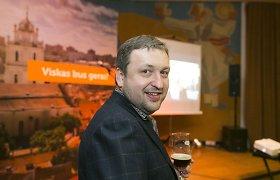 Europarlamentarui Antanui Guogai suteiktas LSU garbės daktaro vardas