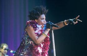"""""""Grammy"""" laimėtoja Macy Gray gerbėjams Vilniuje: """"Būkite seksualūs, kokie ir esate"""""""
