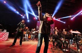 """""""G&G Sindikatas"""" koncertavo """"Kaunas Jazz"""": """"Kiekvienas smogikas širdyje šiek tiek yra džiazmenas"""""""