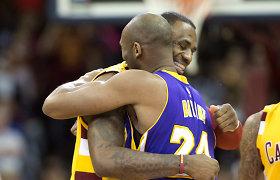 Visą profesionalų sportą galėję sudrebinti NBA mainai, kurie neįvyko
