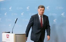 Algirdas Butkevičius žada paskelbti kandidatą į švietimo ministrus