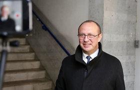 R.Malinausko grasinimai LSDP: paliks partiją, jeigu būtų suspenduota jo narystė