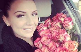 """Monika Šedžiuvienė švenčia 23-iąjį gimtadienį: """"Man, kaip Kvietkutei, gėlių nebus per daug"""""""