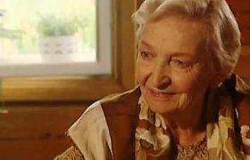 Aktorė G.Balandytė: D.Juronytė buvo begalinio gerumo ir vidinės šviesos žmogus