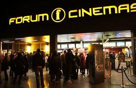 """""""Forum Cinemas"""" jau lapkritį įsikurs Klaipėdoje"""