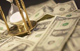 Vienas doleris už vieną eurą – tai tik laiko klausimas