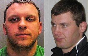 Tarp britų policijos ieškomų pavojingų nusikaltėlių esantis Algimantas Ringaila – Lutone?