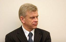 Etikos sargai pradėjo tyrimą dėl finansų viceministro Vytauto Galvono