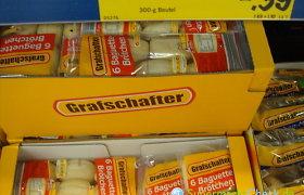 """Ko galime laukti iš """"Lidl"""": ar gausime sviesto už 0,48 euro ir sulčių už 0,89 euro?"""
