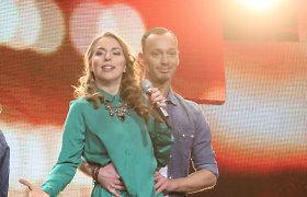 """""""Eurovizijos"""" atrankoje įsivyravo seksualios nuotaikos"""
