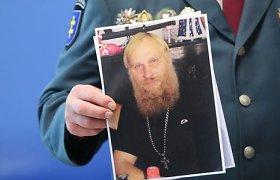 Rusijoje sulaikytas Romas Zamolskis iš tiesų priminė ne rusų popą, o lenką sunkvežimio vairuotoją