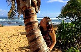 """Konkursas """"Egzotiškos atostogos"""": fantastiškas medaus mėnuo Havajų salose"""