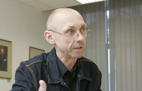 L.Graužinienės komandoje pradėjo dirbti politologas V.Dumbliauskas