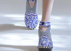 """""""Maison Margiela"""" 2016 m. rudens-žiemos aukštosios mados kolekcija: batai"""