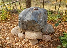 Mitologinis takas Sirvėtos regioniniame parke