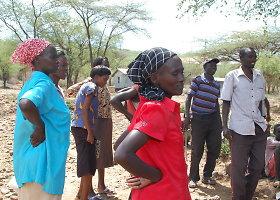 Čiabuvių endorois tautelė Kenijos vyriausybei tapo nepageidaujama