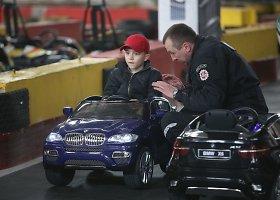 Mobili saugaus eismo klasė pradeda keliones po Kauno apskritį