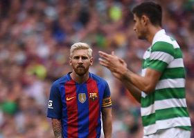 """Pirmoji """"Barcelona"""" pergalė pasirengimo cikle"""