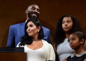 Los Andželas atšventė Kobe Bryanto dieną