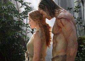 """Filmas """"Tarzanas: džiunglių legenda"""""""