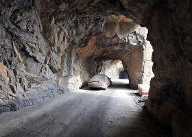 Kvapą gniaužiantis kelias Taihangšano kalnuose