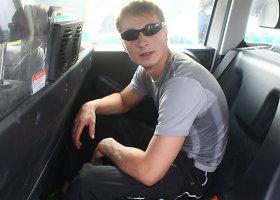 Panevėžio policija sulaikė sunkiai apgirtusį vairuotoją
