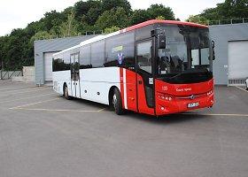 Kauno rajono savivaldybė įsigijo tris naujus autobusus su įdiegtais alkoblokais