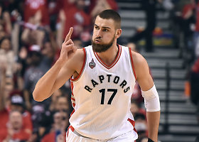 Jonas Valančiūnas žengė istorinį žingsnį NBA!