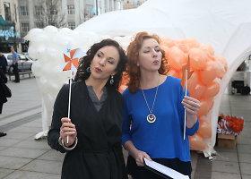 Astmos dienos renginys Vilniuje