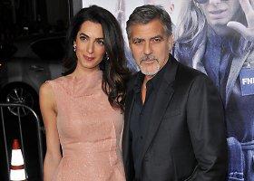 George'o ir Amal Clooney gyvenimo akimirkos