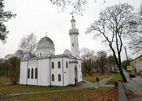 Apsilankymas Kauno mečetėje