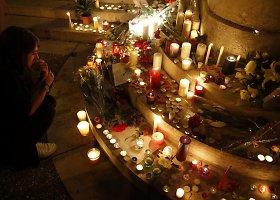 Prancūzija gedi džihadistų nužudyto kunigo