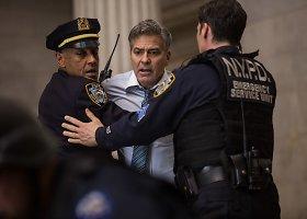 "Trileris ""Pinigų monstras"" su George'u Clooney ir Julia Roberts"