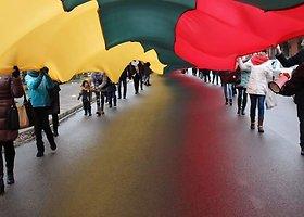 200 m ilgio trispalvė Nemenčinėje