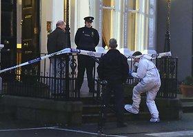 Išpuolis Dubline: uniformuoti užpuolikai šaudė viešbutyje