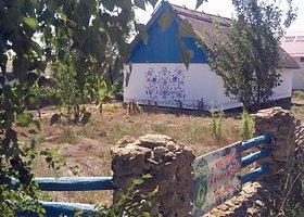 Frumušika Nova kaimas prie Moldovos sienos