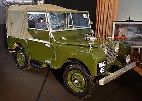 "Legendinis ""Land Rover Defender"""