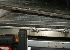 Vilkikų slėptuvėse rastos nelegalios cigaretės
