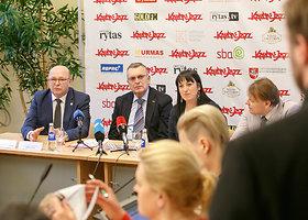 """Kaune pristatytas tradicinis """"Kaunas Jazz"""" festivalis"""