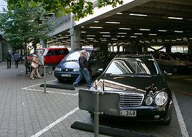 Kaune policija tikrino vairuotojų neįgalumą