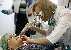 Kauno klinikose atsidarė estetinės dermatologijos kabinetas