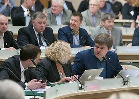 Kauno taryboje formuojami komitetai, renkami pavaduotojai