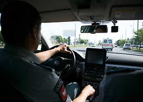 Greitosios nepraleidęs troleibuso vairuotojas