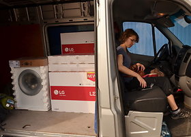 Autostopu per pasaulį – ir sunkvežimiais, ir jaučių traukiamu vežimu