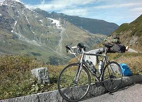 Vyčio ir Tomo kelionė dviračiais po Vokietiją, Austriją ir Čekiją