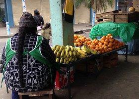 Atskiras pasaulis – turgus Bolivijoje, Santa Kruso mieste