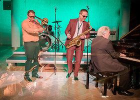 Džiazo fiesta Klaipėdoje
