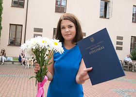 Monika Dirsytė – Dailės akademijos magistrė